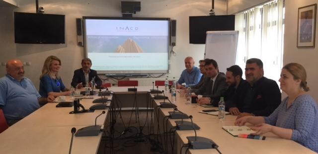 Întâlnirea INACO – BNS, 15 mai 2017