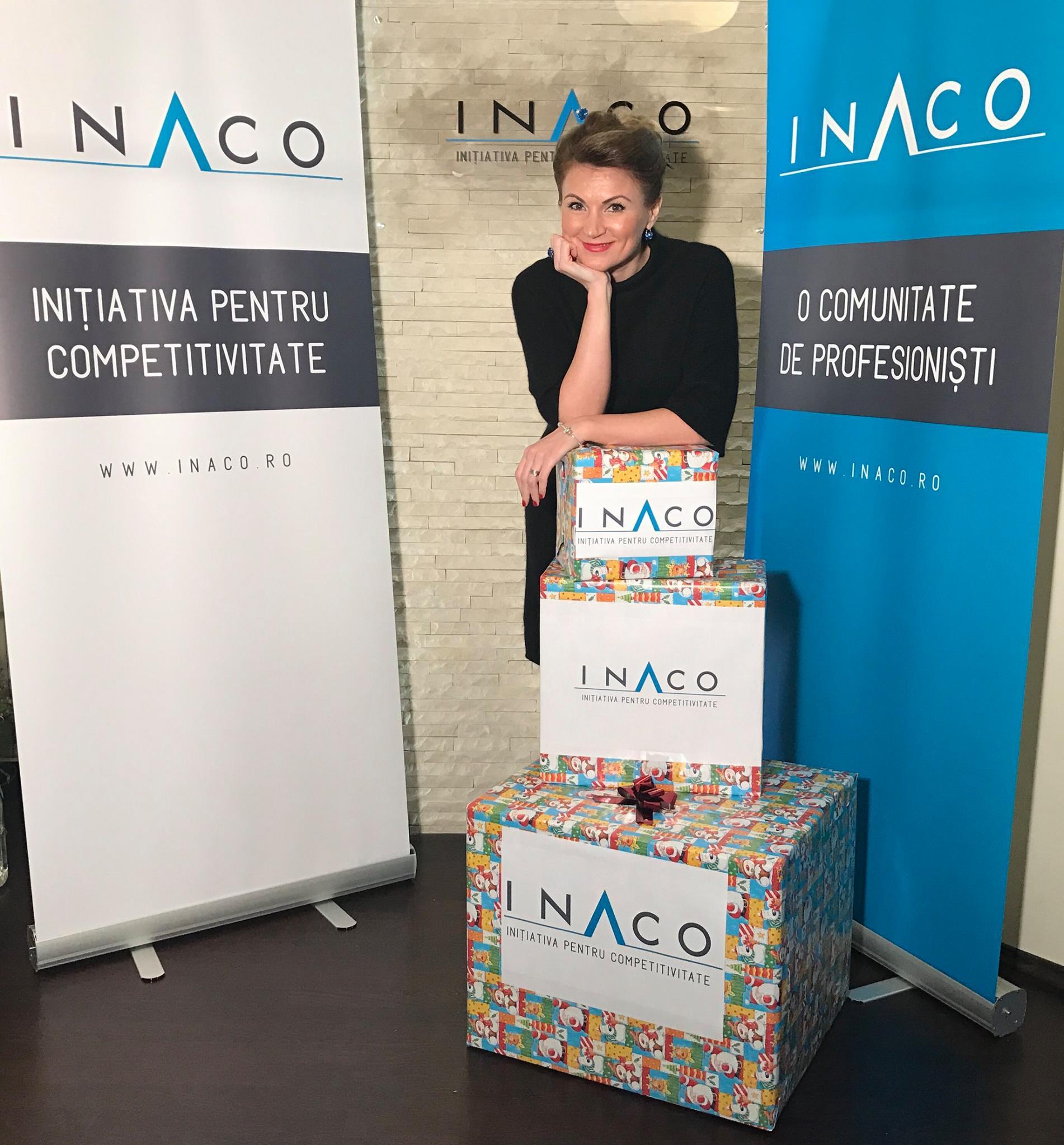 INACO a donat o imprimantă 3D tinerilor de la Liceul Tehnologic Ioniță G. Andron din Negrești Oaș