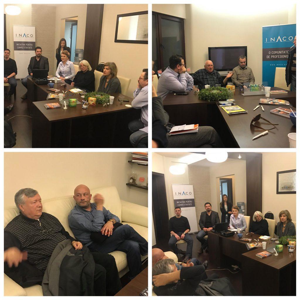 INACO s-a întâlnit cu jurnaliștii dedicați științei și tehnologiei