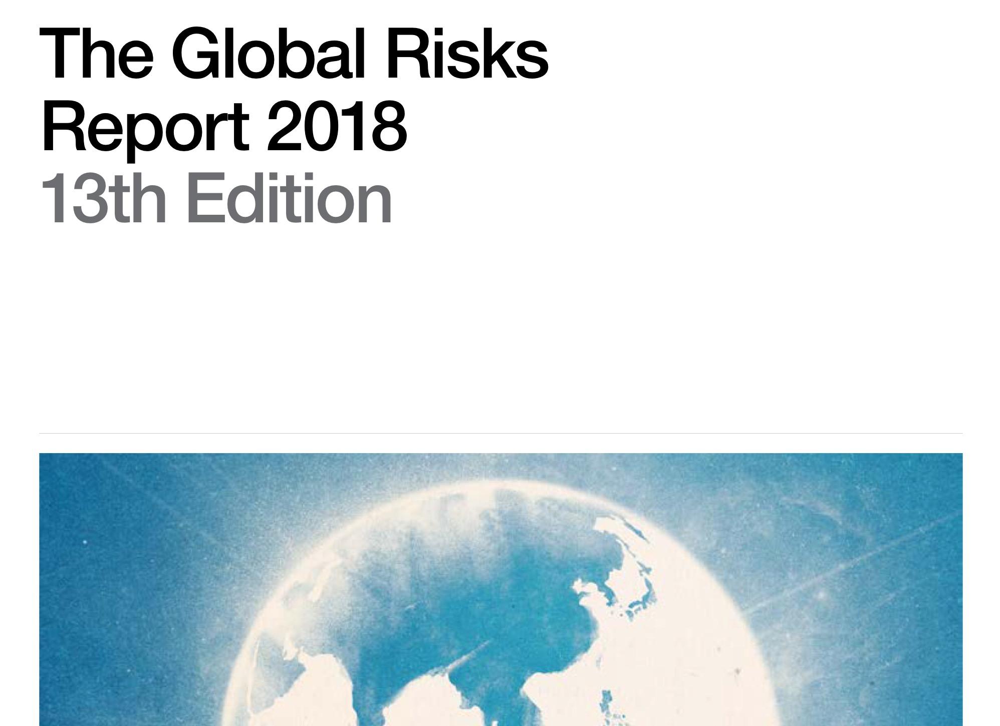 Raportul global al riscurilor indică un an 2018 mai problematic