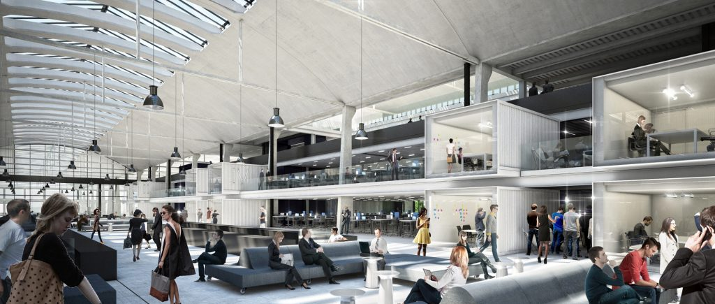 Station F – un Silicon Valley francez – cel mai mare accelerator de firme din lume