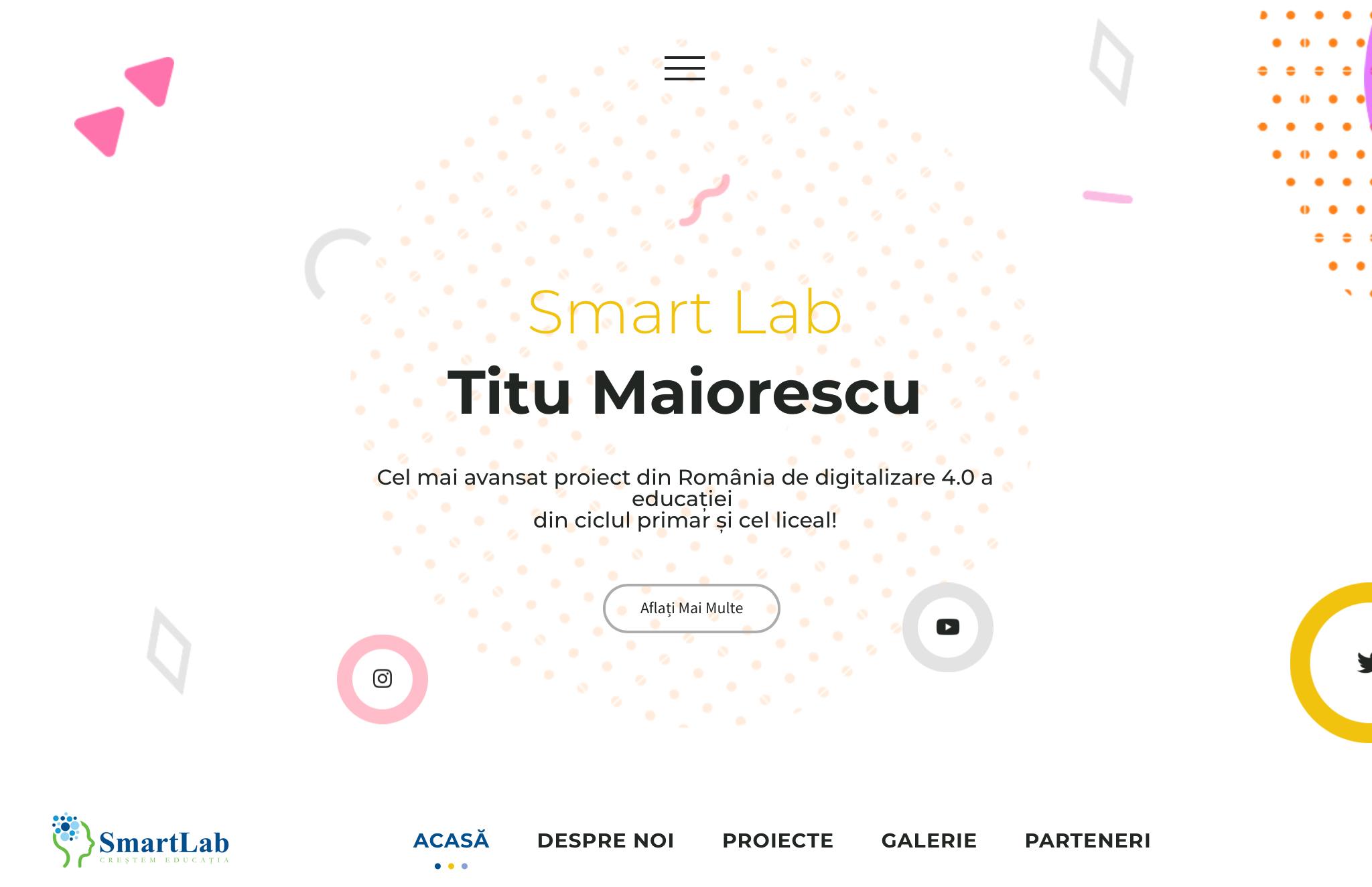 Promisiunea INACO de 1 iunie pentru copiii din România – educație digitală SMART ȋn fiecare județ al țării