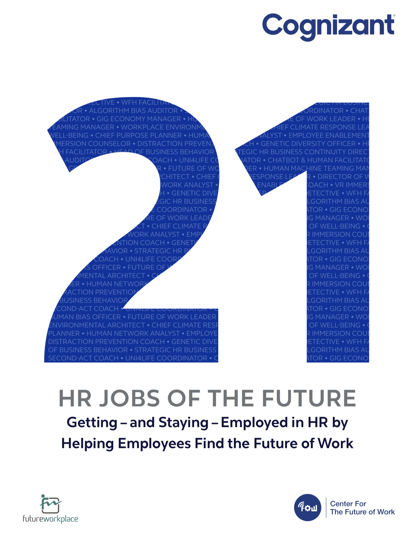 21 de meserii ale viitorului în domeniul resurselor umane