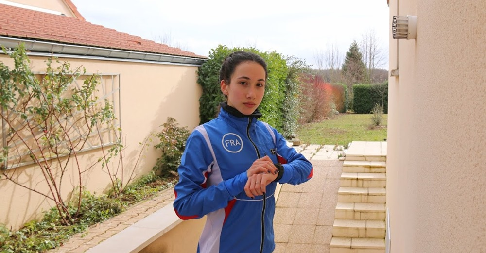 Povestea campioanei mondiale la atletism montan, românca Alexia Hecico, bursieră în administrarea afacerilor la o universitate americană