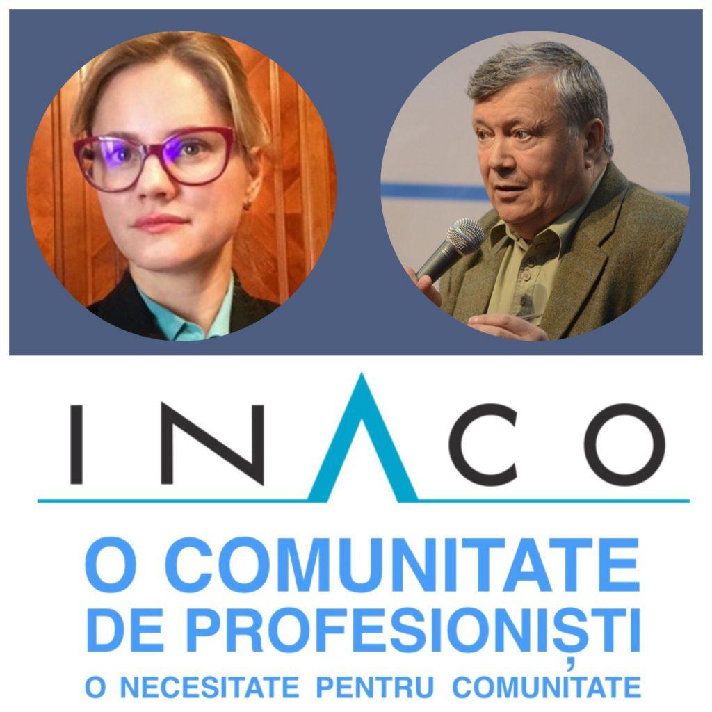 Alexandru Mironov și Iulia Bojiță s-au alăturat comunității de profesioniști INACO