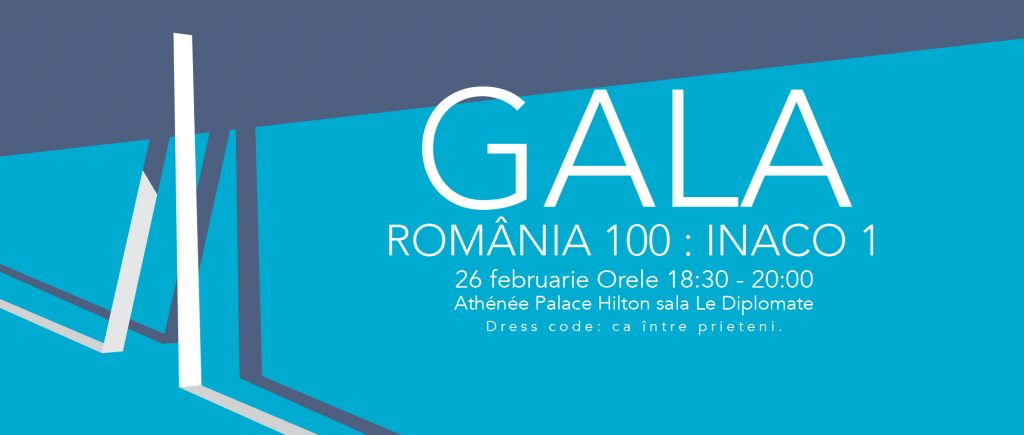 ÎN 2018, CÂND ROMÂNIA SĂRBĂTOREȘTE 100 DE ANI, INACO ÎL ÎMPLINEȘTE PE PRIMUL.