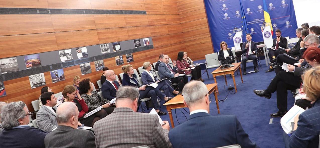 INACO face parte din Grupul de Experți instituționali consultați pentru dialogul public-privat care însoțește definirea strategiei României în negocierea europeană a Brexit-ului