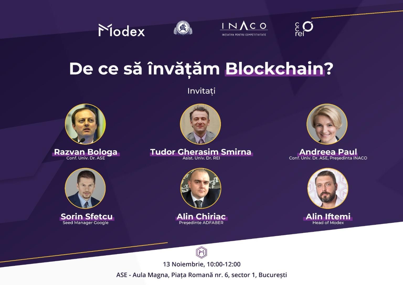 De ce să învățăm Blockchain?