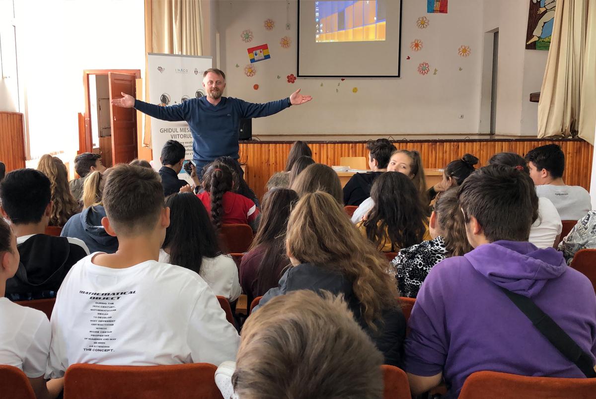 Sesiunea Școala 95