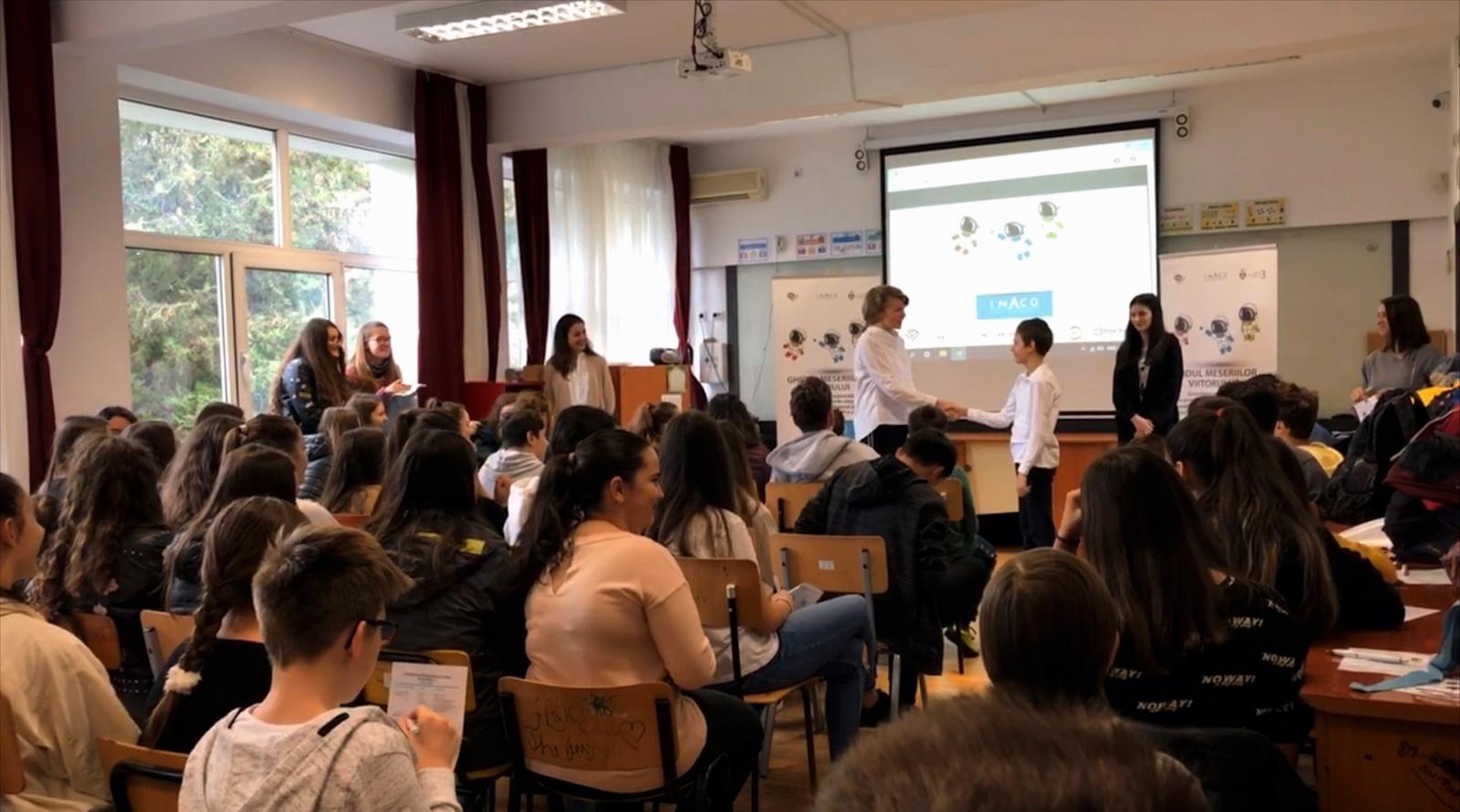 Ghidul INACO – FNAP pentru școlari