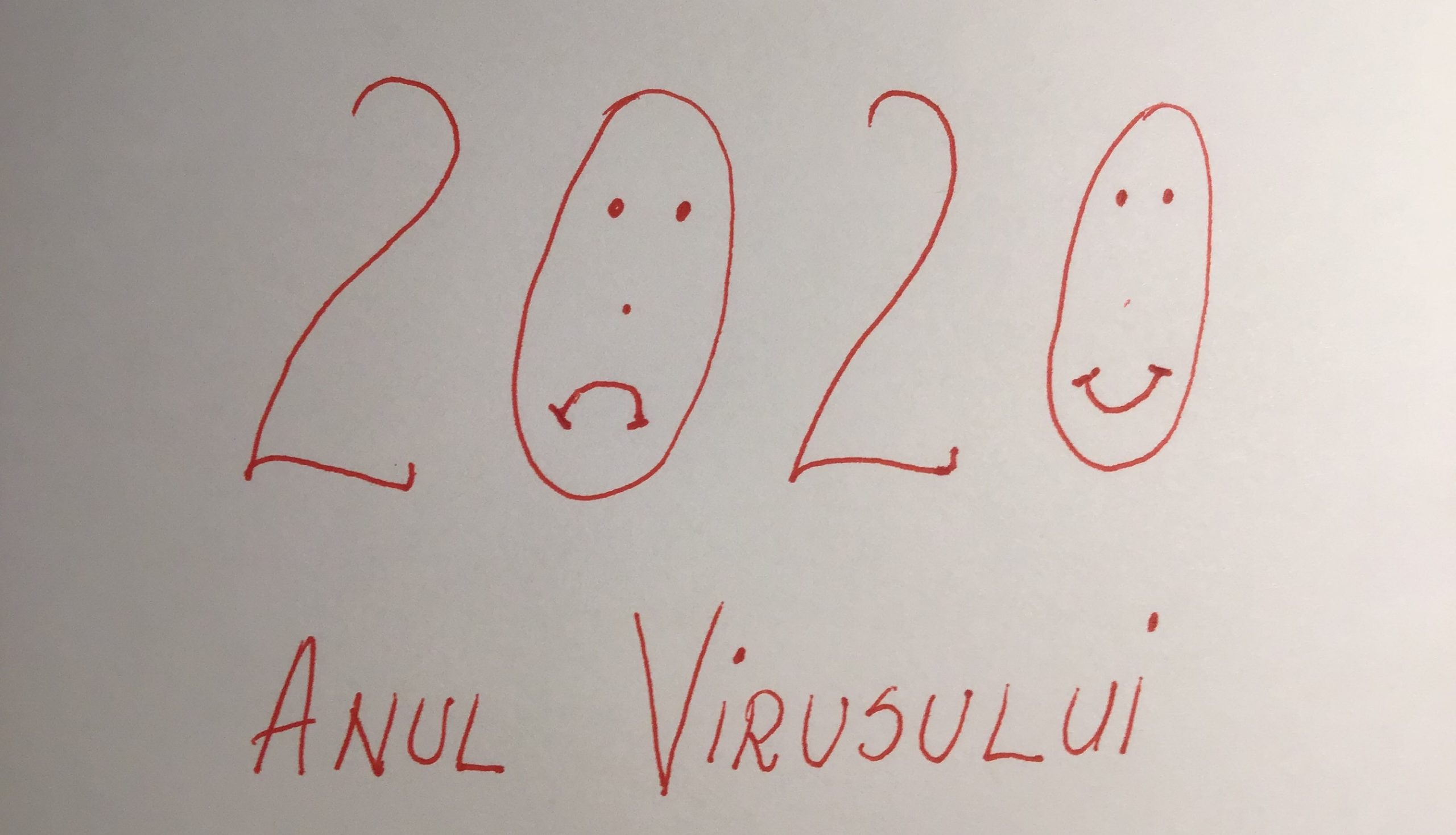 2020 Anul Virusului