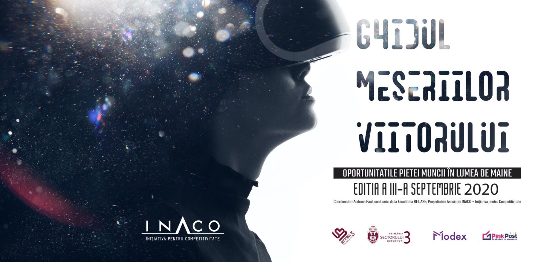 INACO lansează a treia ediție a Ghidului Meseriilor Viitorului